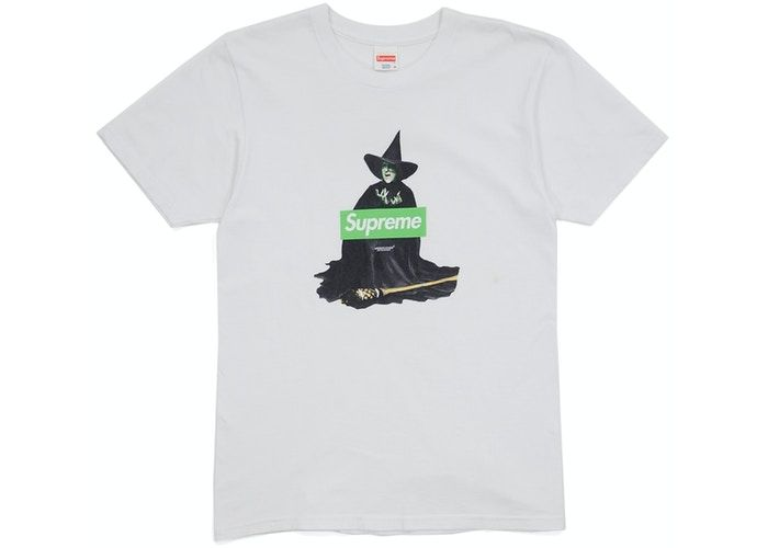 Photo du t-shirt Supreme Undercover Witch